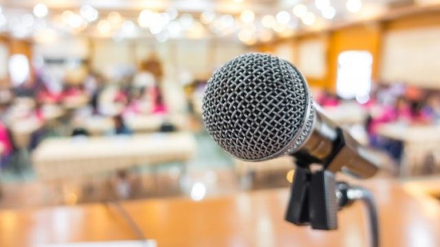 Public Speaking: How to Give a Great Retirement Speech