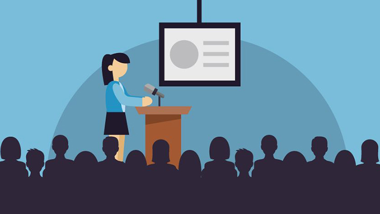 Public Speaking: Speak Like a High-Powered Executive