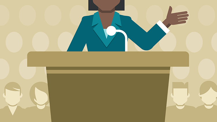 Public Speaking: C-Level Executive Public Speaking Skills