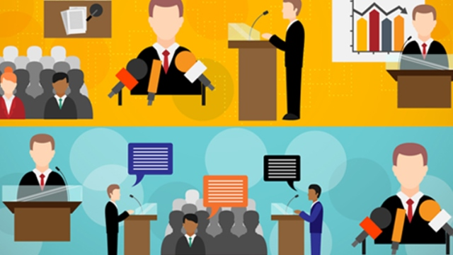 Public Speaking: You Can Be More Assertive!