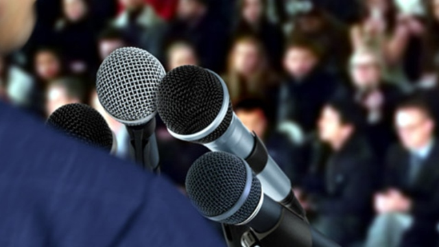 Professional Public Speaking: Be a Professional Speaker