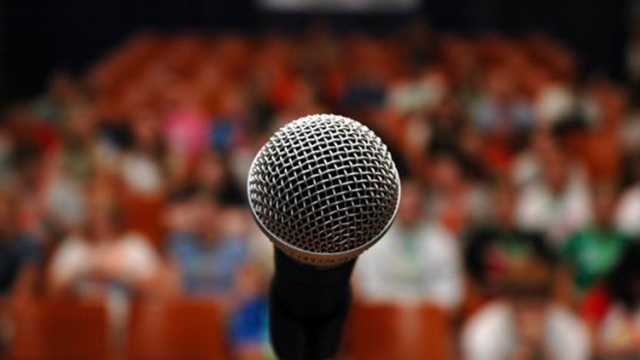 Public Speaking | Deliver An Excellent Ceremonial Speech Today | Simpliv