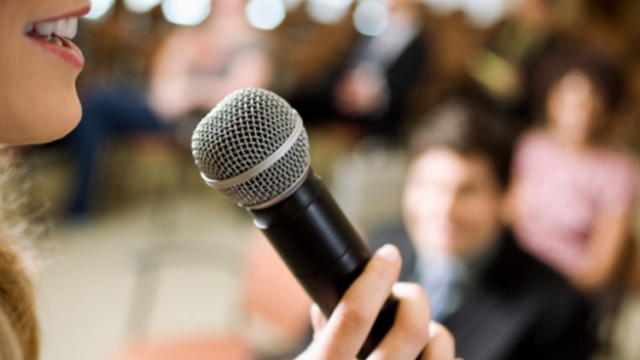 Presentation Skills: You Can Give a Persuasive Speech