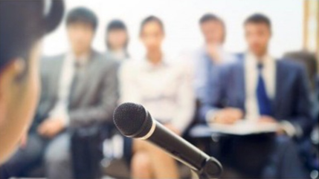 Public Speaking Disasters: Recover from Your Speech Blunders