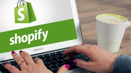 Shopify Website development course in 2018