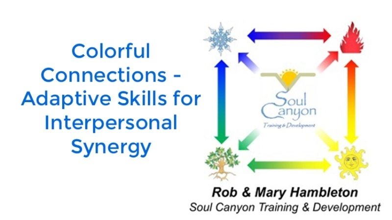 Colorful Connections - Adaptive Skills for Interpersonal Synergy