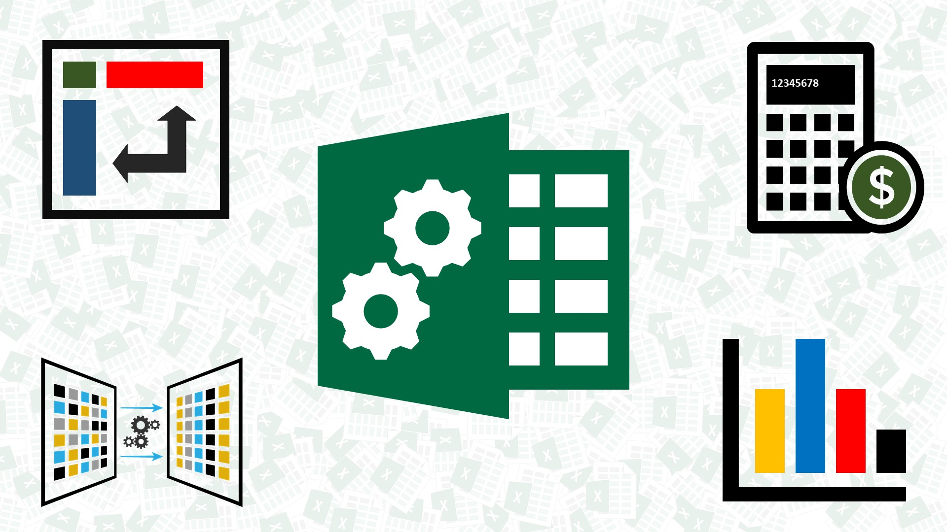 Excel Modelling for Accountants with Advanced Formulas, VBA and Power Query