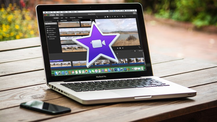 iMovie - Beginner to Advanced - The Complete iMovie Course