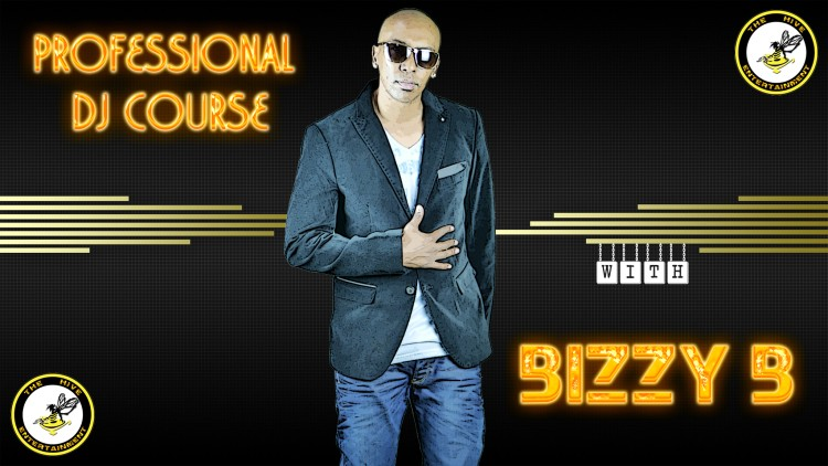 PROFESSIONAL DJ COURSE WITH BIZZY B