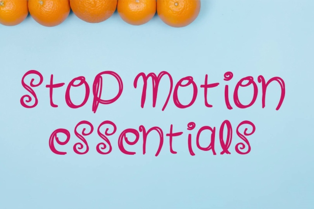 Stop Motion Essentials