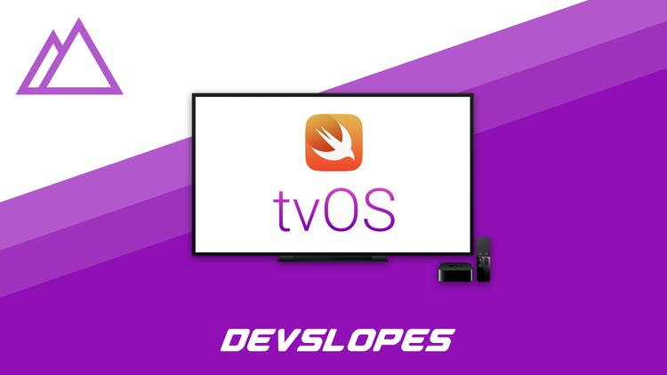 Apple TV App & Game Development for tvOS
