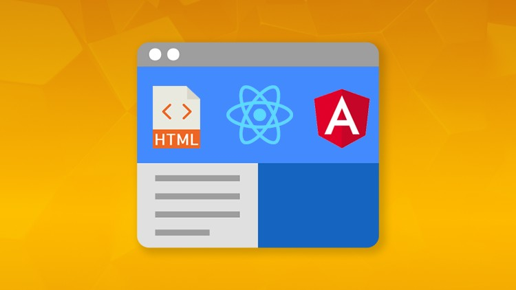 Beginner Full Stack Web Development: HTML, CSS, React & Node