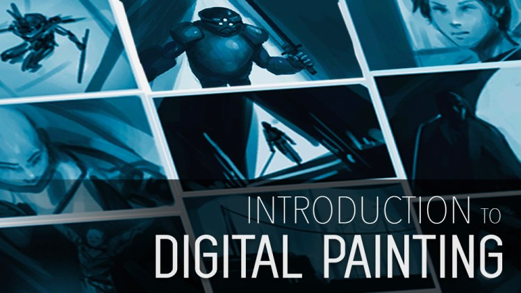Digital Painting | Powerful Fundamentals for New Artists