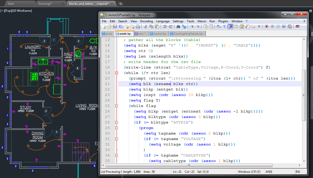 Practical AutoLISP Programming - Beginner to Advanced