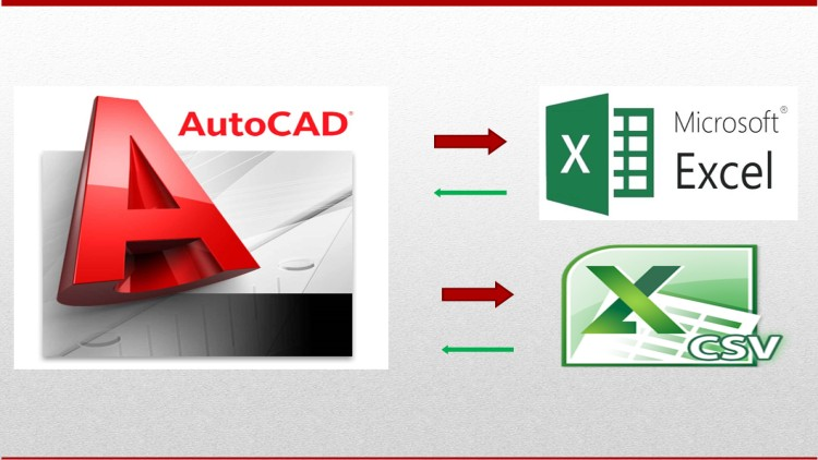 AutoCAD to Excel - VBA Programming Hands-On!