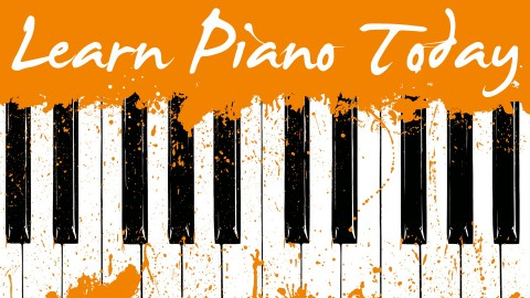 Learn Piano Today - How to Play Piano for Absolute Beginners
