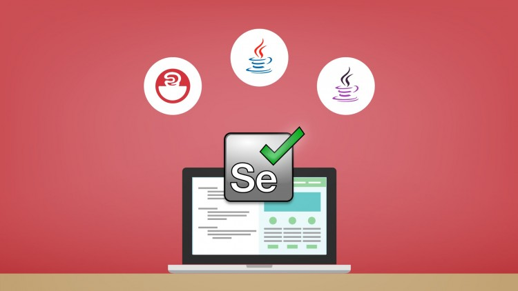 Selenium WebDriver With Java - Novice To Ninja + Interview