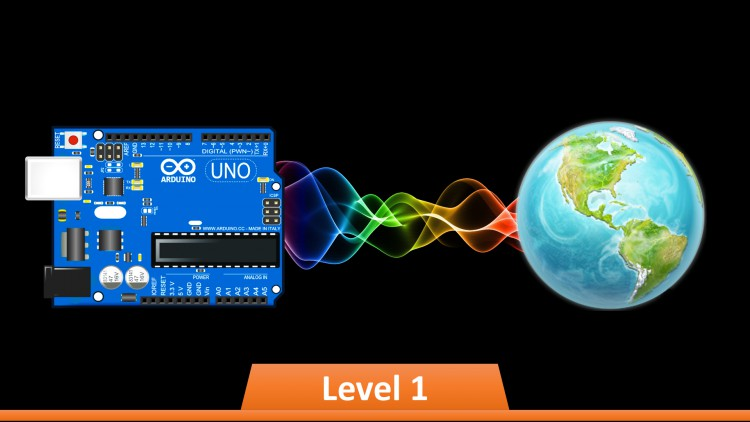 Crazy about Arduino - Level 1 - The Complete Guide for Beginners