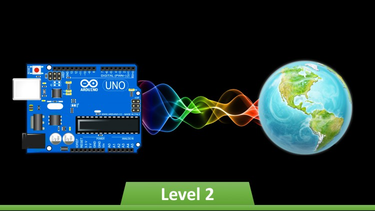 Crazy about Arduino - Level 2 - Building a Cool End-to-End Arduino Project