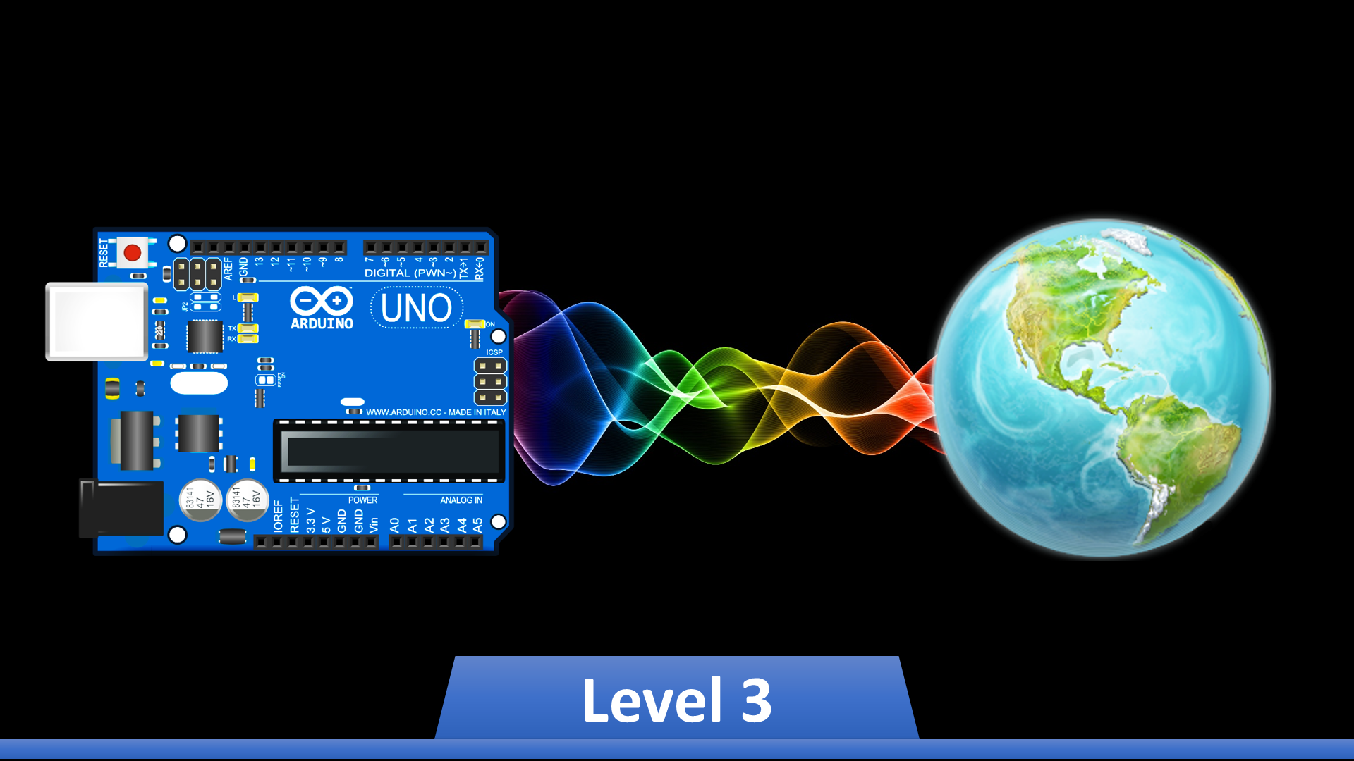 Crazy about Arduino - Level 3 - Building a Web-based Data-Logger