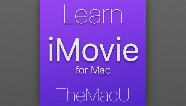 Learn - iMovie for Mac