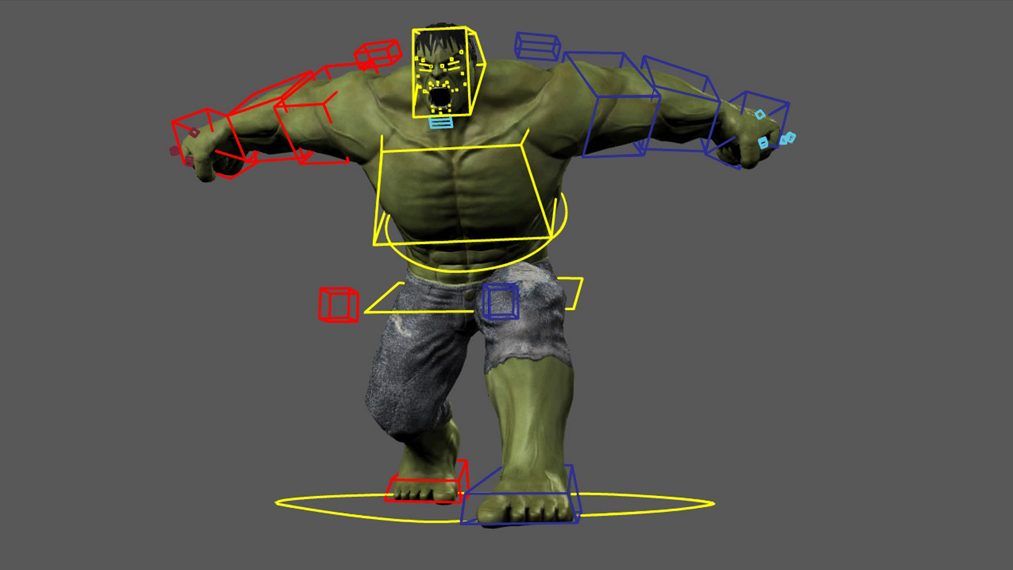 Rigging for characters in Maya