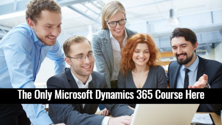 Microsoft Dynamics 365 Course For Beginners