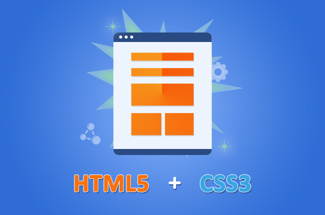 Basic HTML5 & CSS3 for beginners (Build One Project)