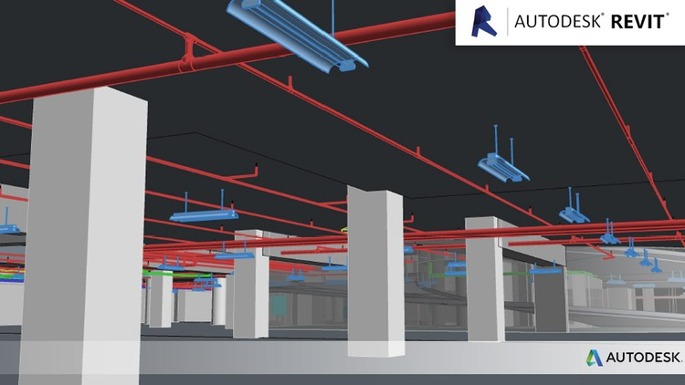 Revit Basic Fire Protection Modeling