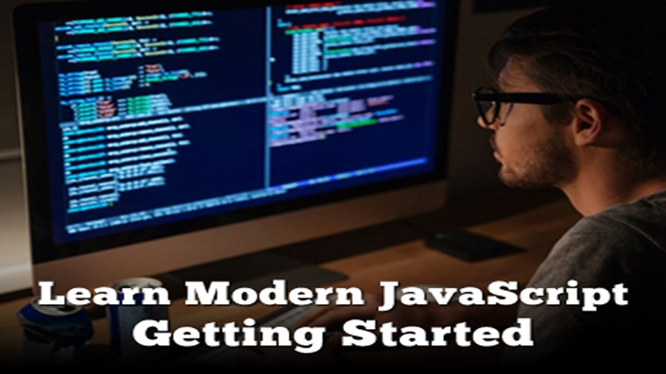 Learn Modern JavaScript: Getting Started