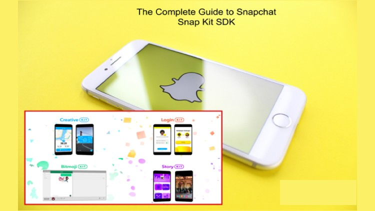 Augmented Reality with Snapchat Snap Kit for iOS 12 Swift 4