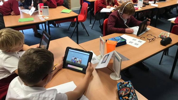 The Fascinated Learning Via Technology