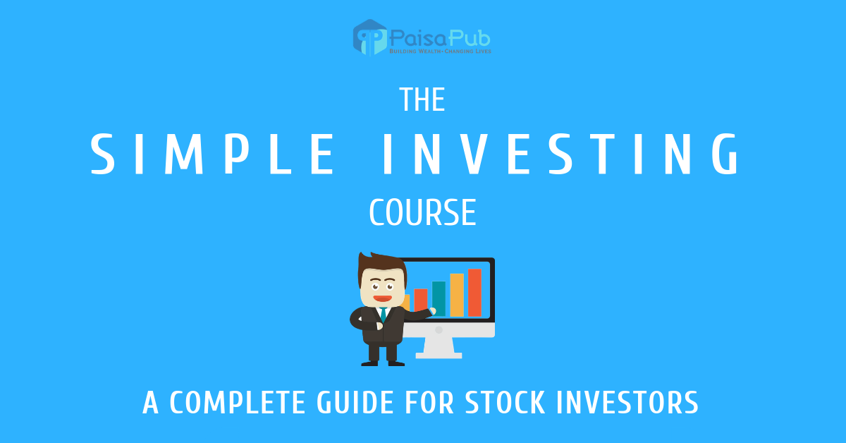 The Simple Investing Course - A Complete Guide for Indian Stock Investors
