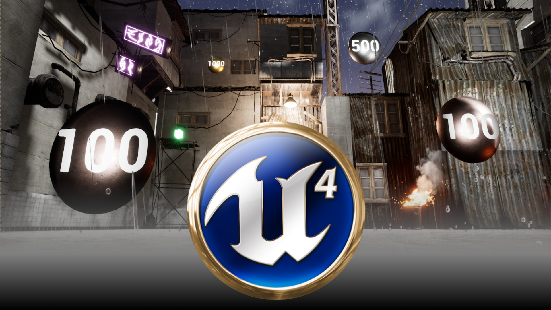 Unreal Engine 4:  Intro to Game Design