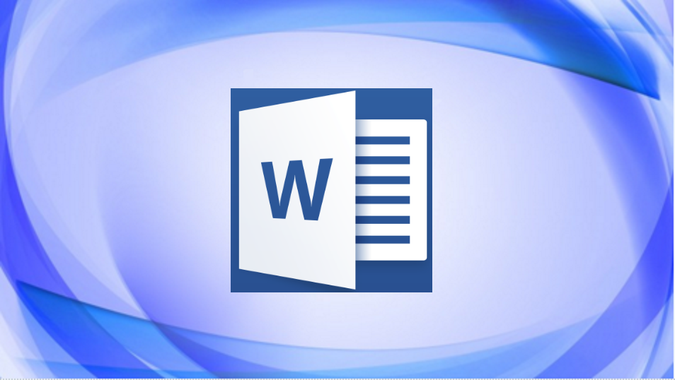 MS Word Crash Course