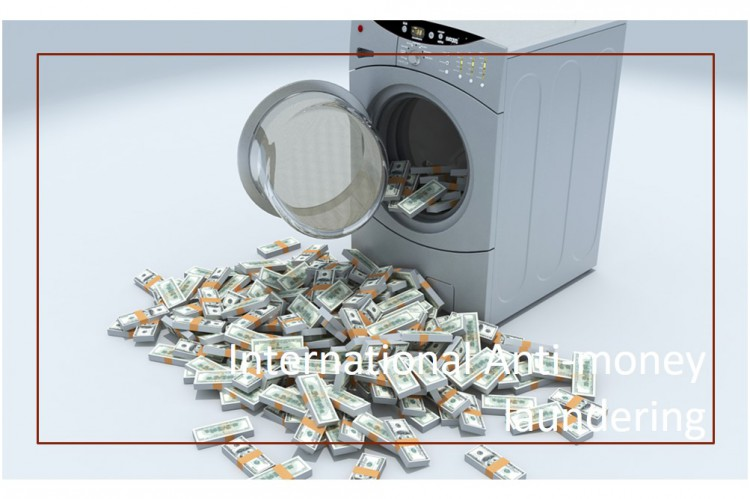 Anti-money Laundering training for the international  business