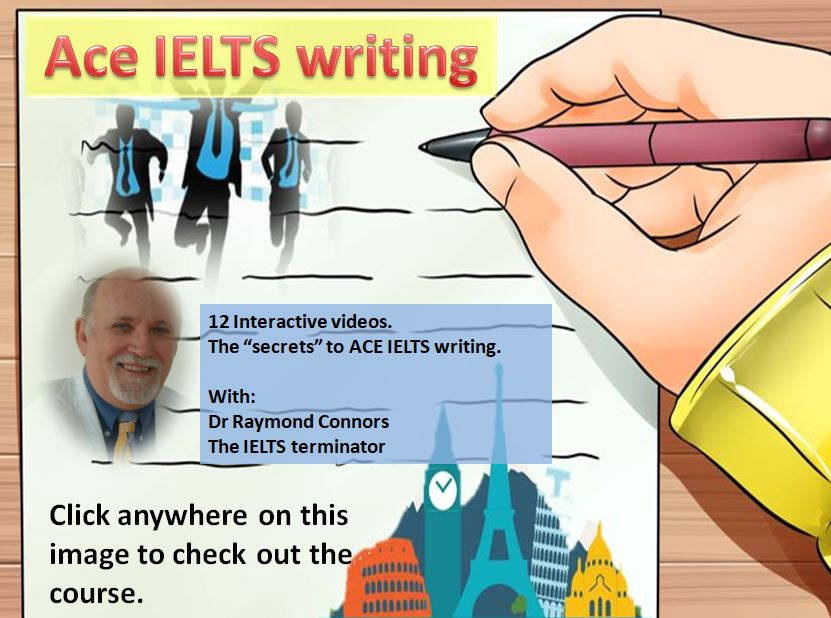 ACE The IELTS Academic Writing Exam