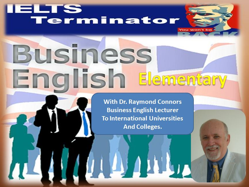 Elementary Business English