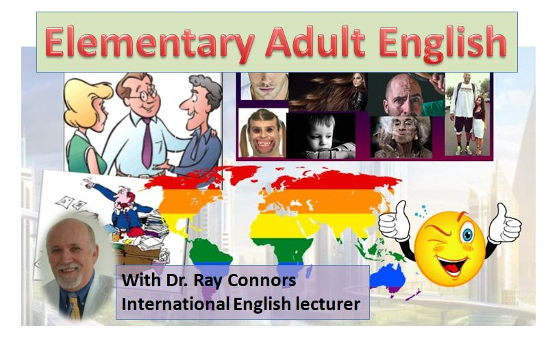 Elementary Adult English for Everyday Use