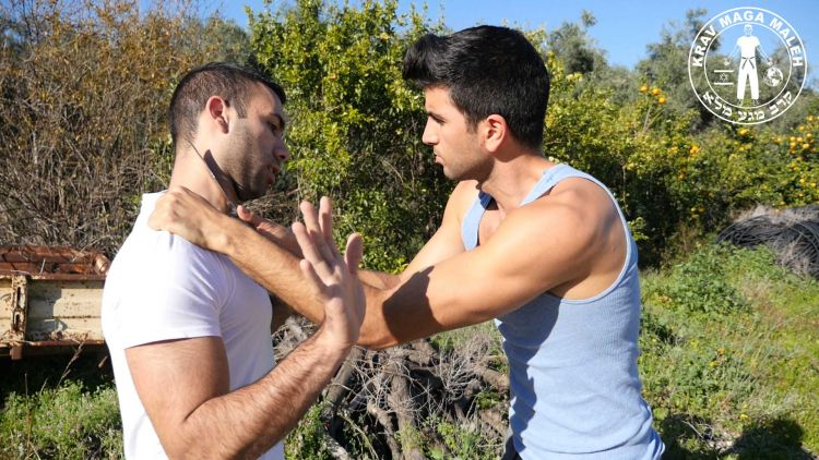 Krav Maga Maleh - Defense From Knife Attacks