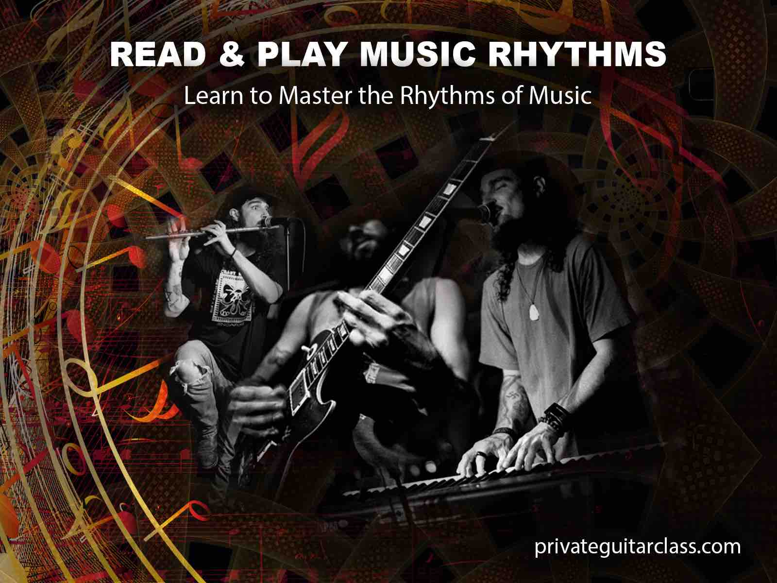Learn How To Read & Play Music Rhythms