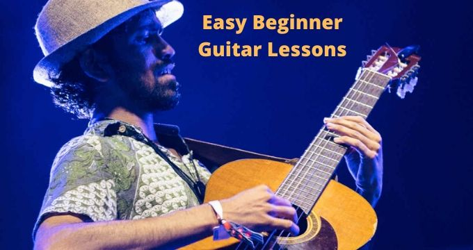 Easy Beginner Guitar Lessons