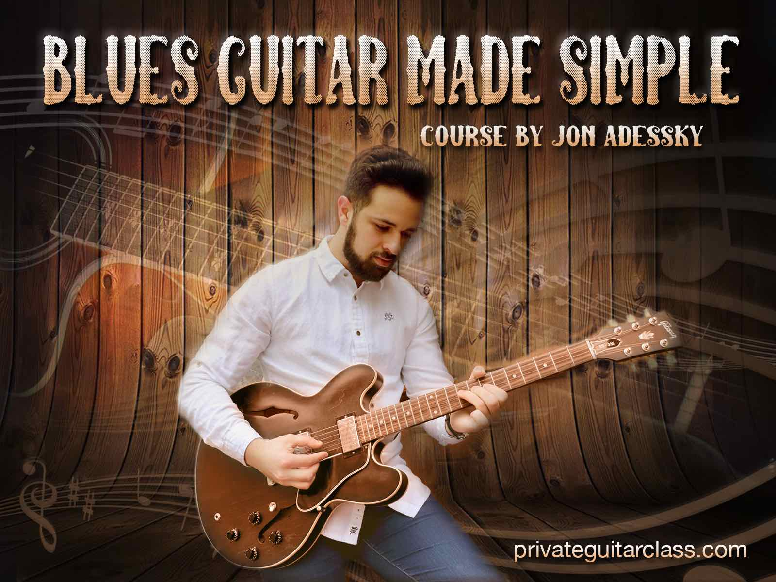 Blues Guitar Made Simple