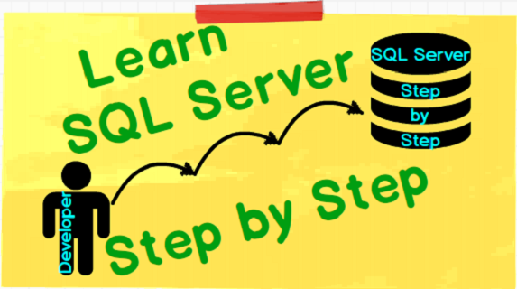 Learn SQL Server Step by Step