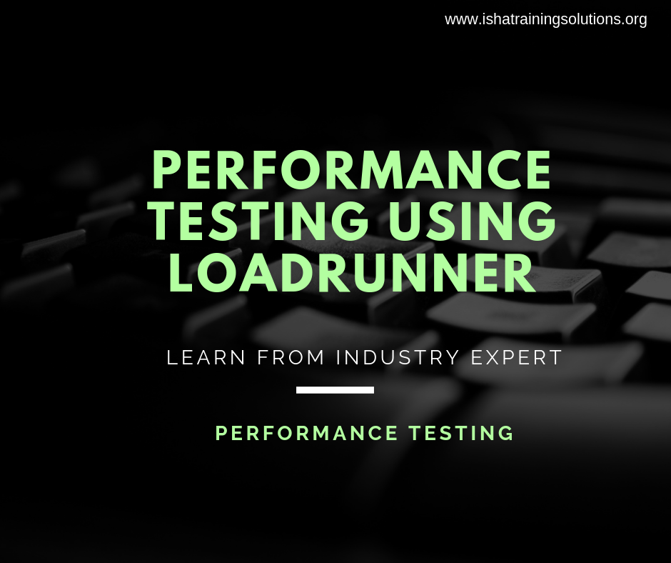 Performance Testing using LoadRunner 12.50 (Advanced+Basics)