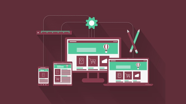 Web Design with Html5, Css3 and Bootstrap - Arabic