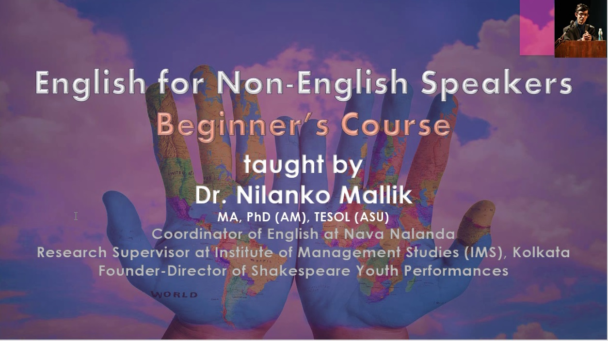 English for Non-English Speakers - Beginner's Course