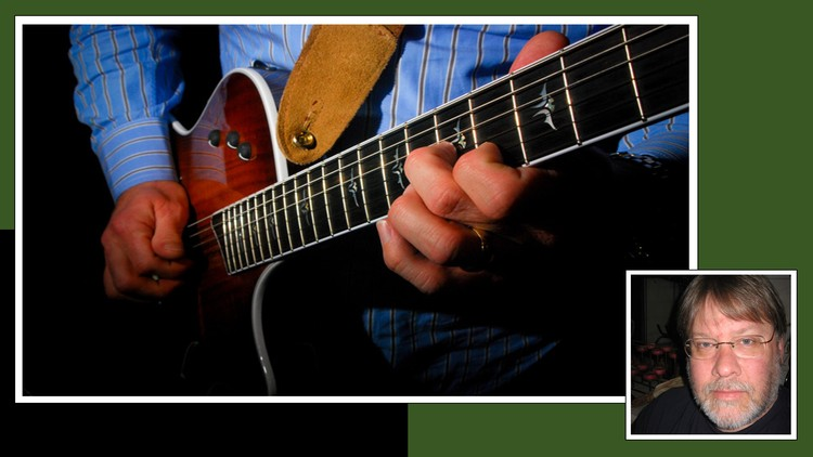 Blues Guitar Lessons: Chords, Rhythm and Lead Guitar (w/Tab)