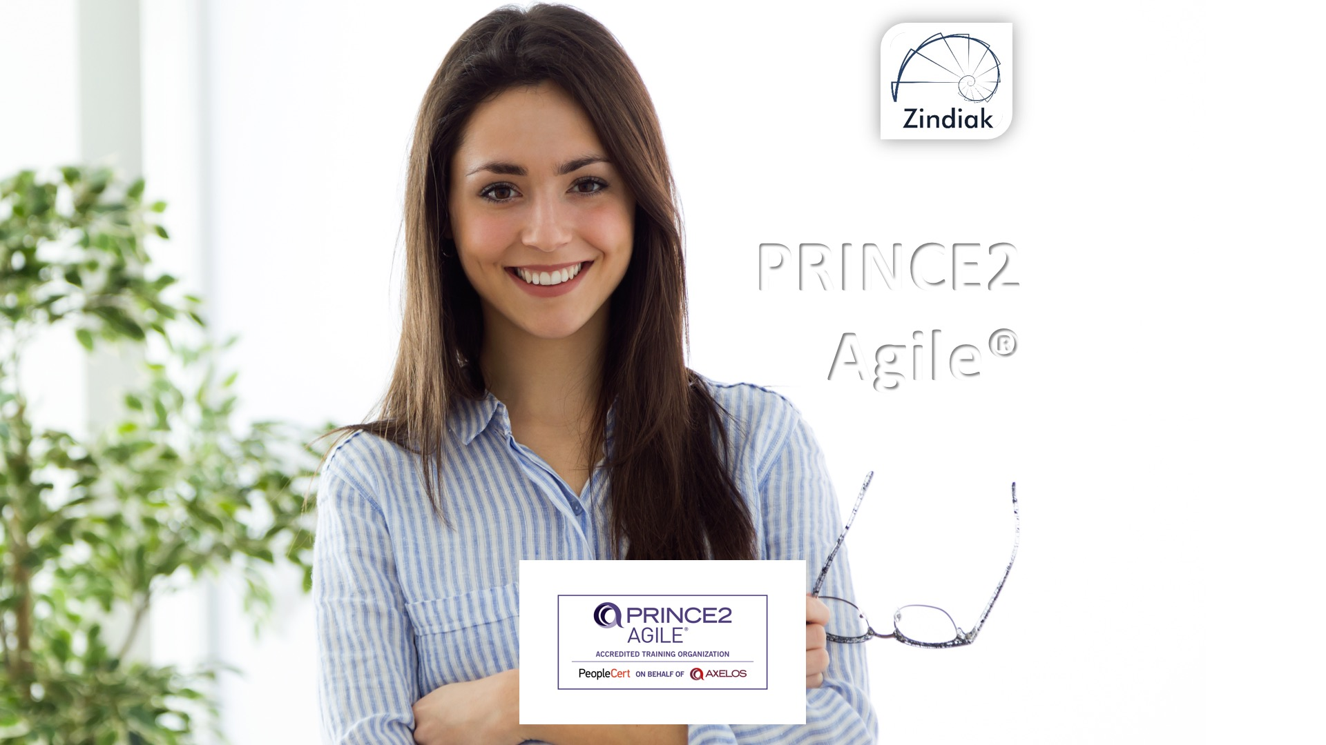 PRINCE2 Agile Foundation and Practitioner (Accredited by PeopleCert / Axelos)