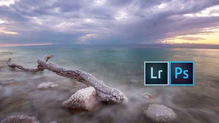 Master Lightroom and Photoshop in one week.